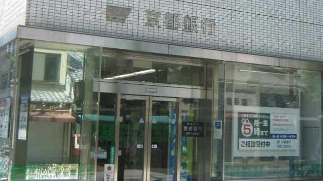 京都銀行4640