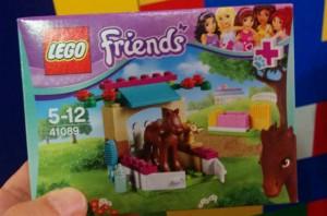 レゴ フレンズ 子馬とリトルハウス 41089