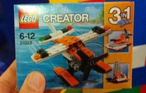 レゴ クリエイター 水上飛行機 31028