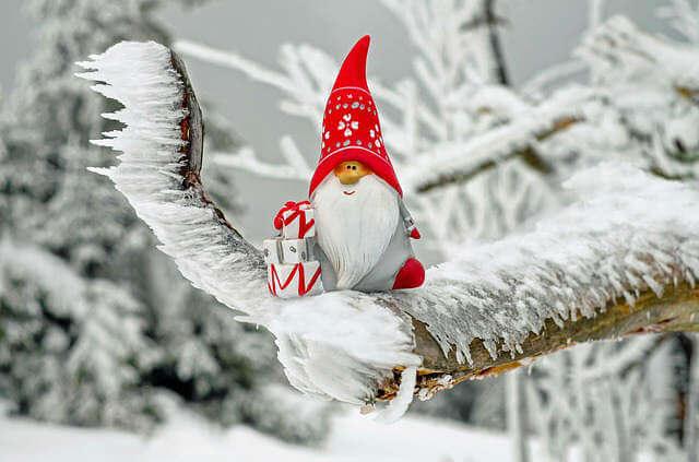 冬-プレゼント
